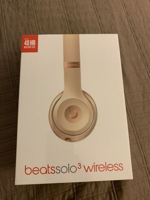 Beats solo3 wireless for Sale in Gaithersburg, MD