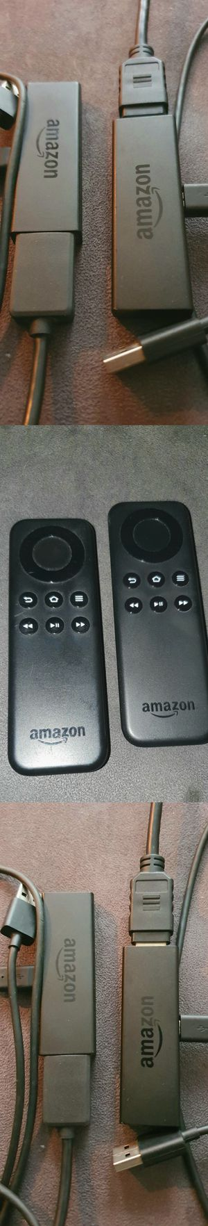 2 Fire TV Stick 1st Generation for Sale in Lawndale, CA