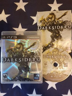Darksiders (PS3) for Sale in US