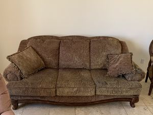 Couch and chair for Sale in Phoenix, AZ
