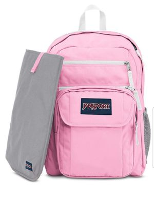JanSport Digital Student Backpack Prism Pink for Sale in Lowell, MA