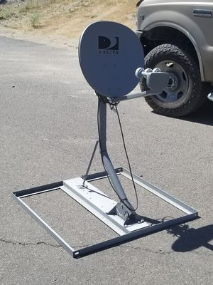 Direct TV satellite dish w/LNBF for Sale in Benton City, WA