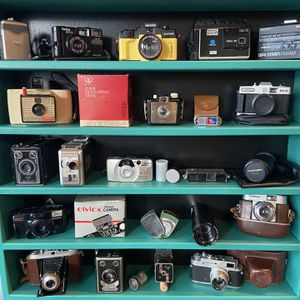 Vintage Cameras And Photography Equipment for Sale in Tampa, FL
