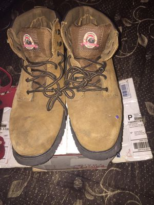 Work boot size 13 for Sale in New Port Richey, FL