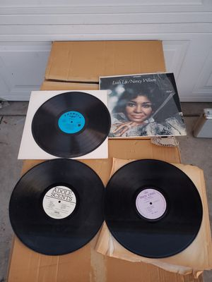 Classic old records american and Spanish $40 for all for Sale in Rancho Cucamonga, CA