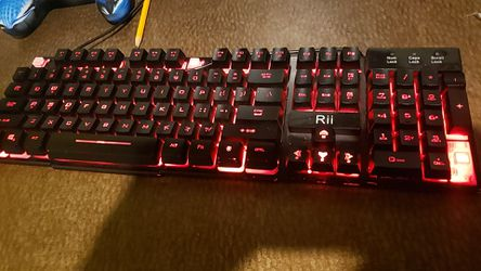 gaming keyboard for Sale in Spokane Valley,  WA
