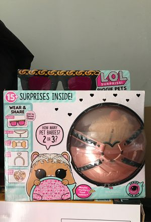 LOL SURPRISE BIGHIE PETS for Sale in Columbus, OH