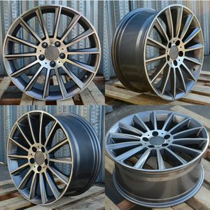 "19"" staggered mercedes wheels new in boxes 5 lug 5x112 for Sale in Pembroke Pines, FL"