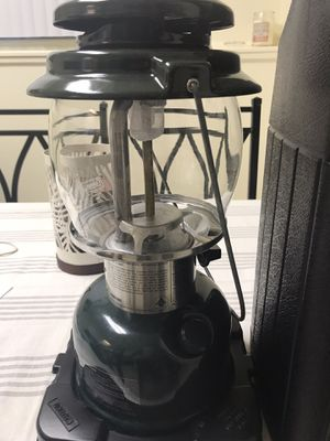 Coleman Powerhouse Dual gas lantern for Sale in Holt, MI