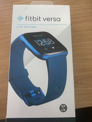 Fitbit versa for Sale in Del Valle, TX