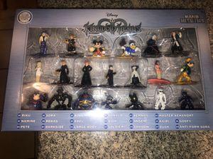 Kingdom Hearts. Nano Metalics, Colección B.O for Sale in Stockton, CA