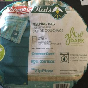 Adorable Kids Sleeping Bag (Coleman) for Sale in Baldwin Park, CA