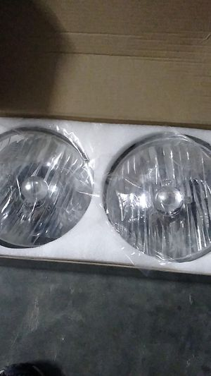 Jeep XJ headlights Stock for Sale in Bothell, WA