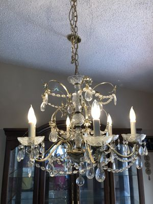 Gold Chandelier for Sale in Miami, FL