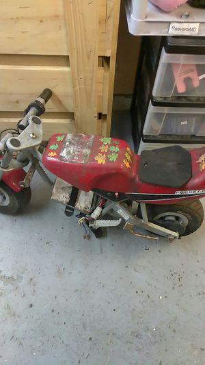 Razor pocket rocket mini bike kids motorcycle for Sale in Fort Lauderdale, FL
