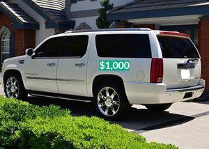 💲1OOO 2OO8 Cadillac Escalade Good for Sale in Hartford, CT