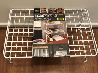 Stacking Shelf (2) for Sale in Westchester,  IL