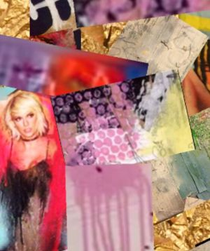 5FT X 5FT Wall Street POP Art Canvas Painting Graffiti Urban Abstract Acrylic Collage Wood Frame Cotton Panel Paint Taylor Swift music singer star for Sale in Palm Beach Gardens, FL