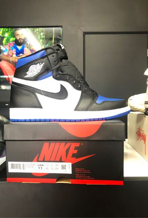 Jordan 1 Royal Toe SIZE 11 for Sale in Inglewood, CA