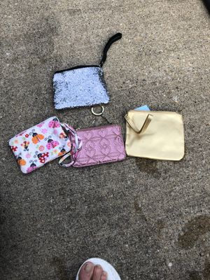 Misc coin purses for Sale in Parkville, MD
