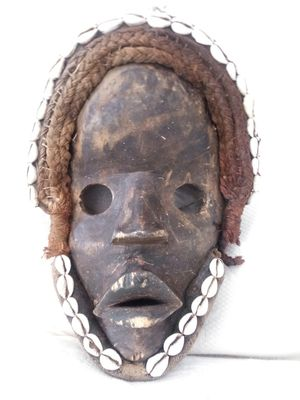 African mask 500.00 cash for Sale in Columbus, OH