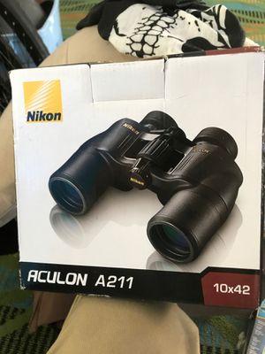 Nikon binoculars for Sale in Chesapeake, VA