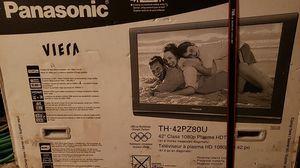 Panasonic plasma tv for Sale in Midvale, UT