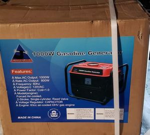 Gas generator for Sale in Lincoln Acres, CA