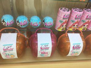 LOL surprise dolls. Boys Hairgoals Bubbly Surprises for Sale in Houston, TX