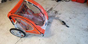 Instep bike trailer for 2 kids, used for Sale in Fern Park, FL