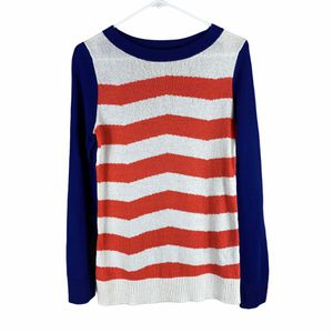 Lilly Pulitzer Terry Cloth Striped Colorblock sweater for Sale in Lacey, WA