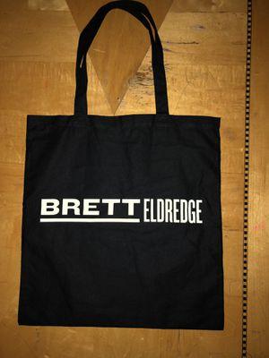 Brett Eldridge Black Tote Bag NEW!!! for Sale in La Vergne, TN