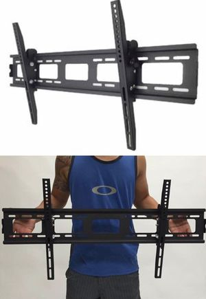 """New Universal Wall TV Mount Fits 40"""" to 85"""" TV Sizes Tilt Adjustable Heavy Duty for Sale in Whittier, CA"""