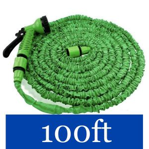 100ft Expandable Hose with Nozzle for Sale in Ontario, CA