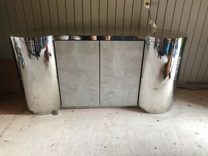 Large bar/buffet with rotating ends for quick access. for Sale in Orlando, FL