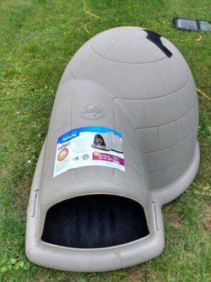 Petmate® Indigo Igloo-Style Dog House for Sale in Portland, OR