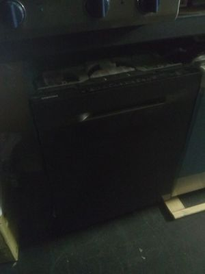 Black Samsung dishwasher kitchen and home appliances for Sale in San Diego, CA