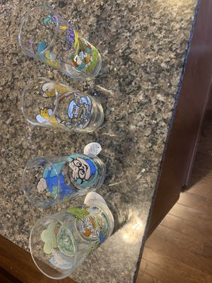 Vintage collectible glasses for Sale in Charlotte, NC