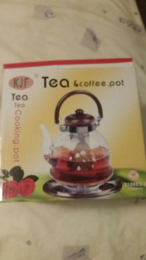 Kjf tea & coffee pot for Sale in Falls Church, VA