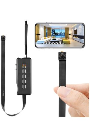 Camera Module Wireless Hidden Camera WiFi Mini Cam HD 1080P DIY Tiny Cams Small Nanny Cameras Home Security Live Streaming Through Android/iOS App Mo for Sale in San Gabriel, CA