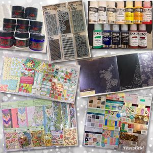 Art Supplies for Holly $145 for Sale in Des Moines, WA