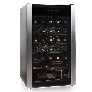Wine Cooler Refrigerator Vinera Premium 34 Bottles PWC346MS for Sale in Miami, FL