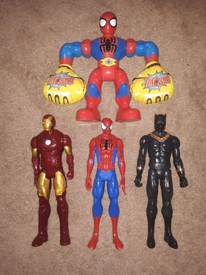 Marvel Action Figures for Sale in Saint Charles, MO