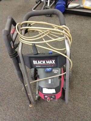 Black Max BM801700 Pressure washer #134661-1 for Sale in Avondale, AZ