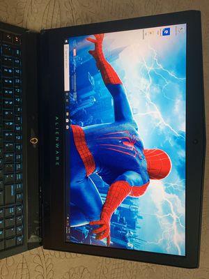 "Intel Core i9-8950HK 6-core,17 Alienware 17 R5 Gaming Laptop, I"" (PRICE FIRM) for Sale in Falls Church, VA"