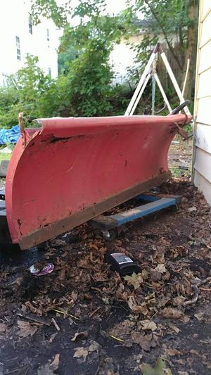 Jeep Wrangler Plow for Sale in Rochester, NY