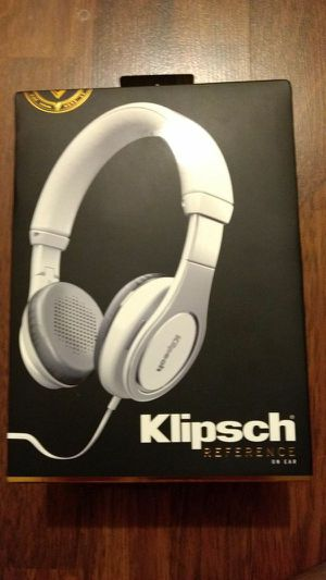 Klipsch reference ear premium headset for Sale in Lehi, UT