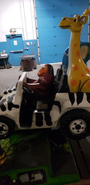 Kiddie ride coin operated arcade game for Sale in Warren, MI