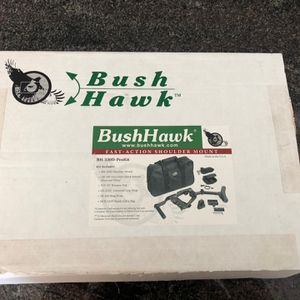 BushHawk BH-320-D-ProKit Fast Action Camera Mount for Sale in Long Beach, CA