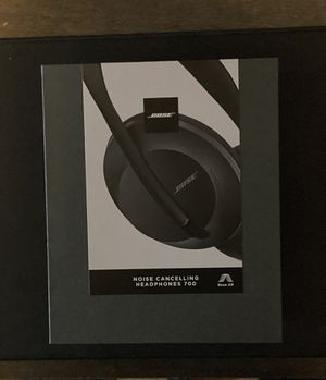 Bose Noise Cancelling Headphones 700 for Sale in Nashville, TN